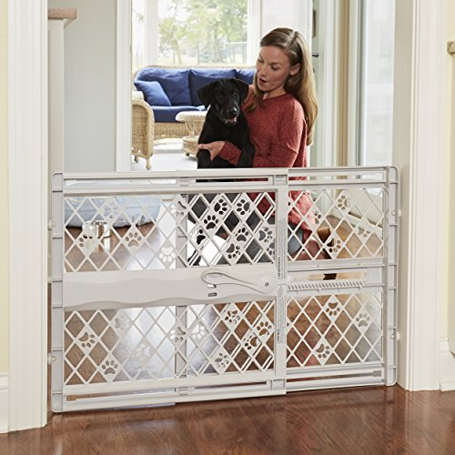 North States Pet MyPet Paws Portable Pet Gate fits Openings 26'' to 42'' Wide by North States Pet (Image #6)'