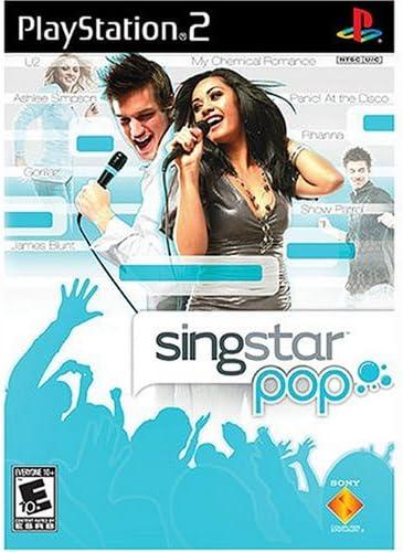 singstar ps2