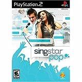 SingStar Pop - PlayStation 2