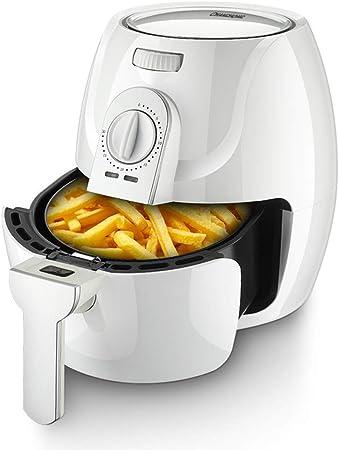 Freidora de aire papas fritas dulces horneadas en casa multifunción inteligente sin humo freidoras eléctricas gran capacidad: Amazon.es: Hogar