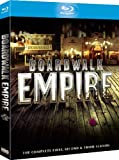 Boardwalk Empire: Seasons 1-3 [Blu-