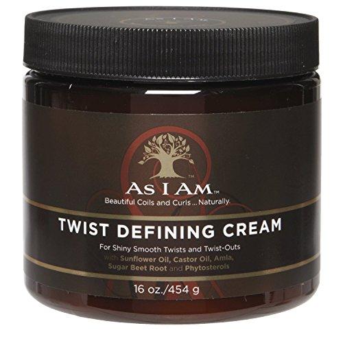 As I Am Twist Defining Cream, 16 Ounce