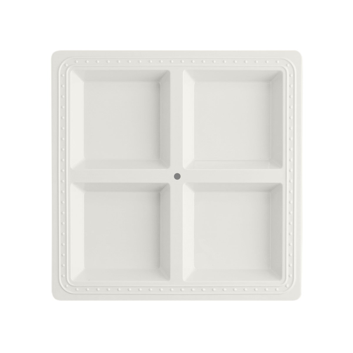 Nora Fleming Melamine Sectional Server - Works With The Entire Nora Fleming Line