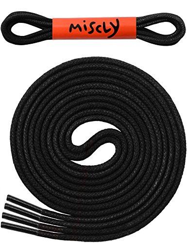 Waxed Round Dress Shoelaces Pairs product image