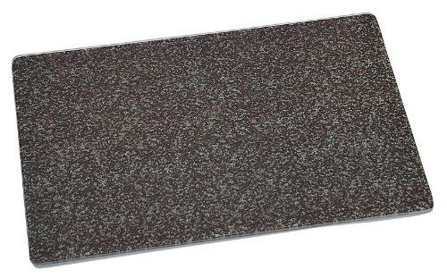 Kesper 33400 Glas- Schneideplatte, Motiv: Granit, gehärtetes Sicherheitsglas, Maße: 40 x 30 x 0.7 cm