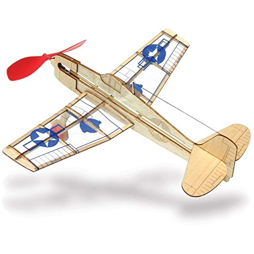 rubber powered model airplanes - 7