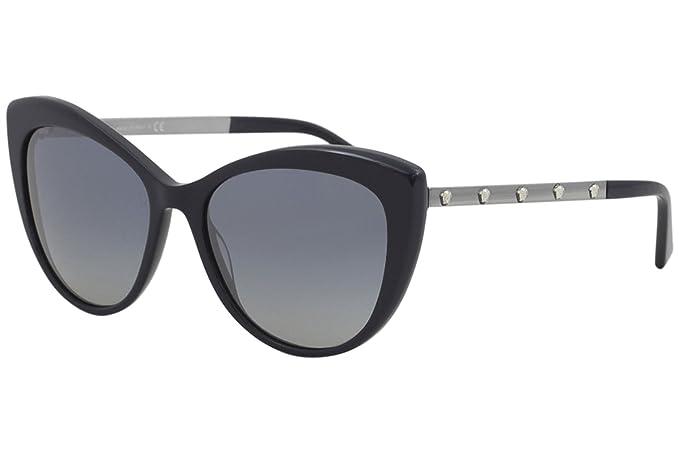 Versace 0VE4348, Gafas de sol para Mujer, Blue 57: Amazon.es ...