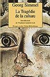 Image de La Tragedie De La Culture (French Edition)