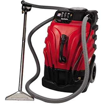 CARPET EXTRACTOR SC6088B WITH HEATER, 12 AMPS. COMMERCIAL MOTOR, 10.0 GALLON TANK