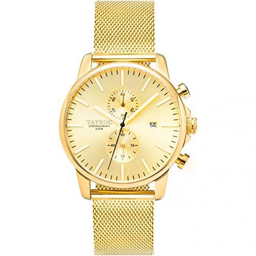 Tayroc Iconic Gold horloge TXM053