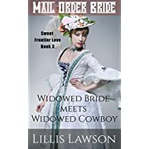 Mail Order Bride: WIDOWED BRIDE MEETS WIDOWED COWBOY: (Colorado Cowboys looking for Love: Sweet Frontier Love, Book 3)