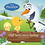 Frozen Olaf Welcomes Spring