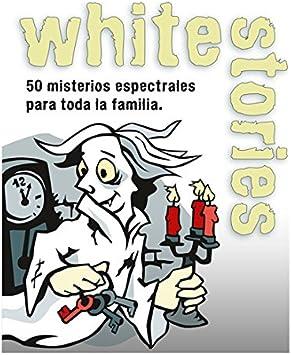 Black Stories- Juego de Mesa White Stories, Multicolor (Gen-x Games GEN040): Amazon.es: Juguetes y juegos