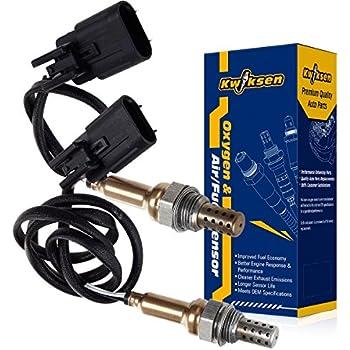 2Pcs Upstream /& Downstream 02 Oxygen O2 Sensor For Jeep Wrangler 3.8L 2010-2007