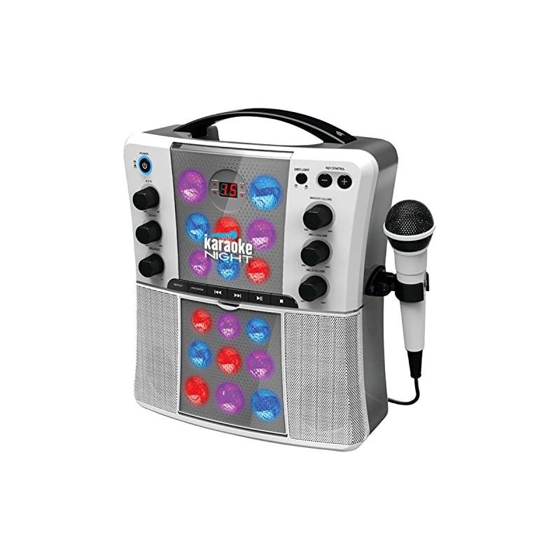 Karaoke Night KN200 CD+G Karaoke System