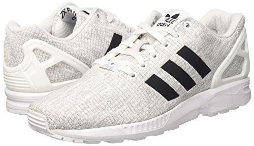 Adidas Formateurs Negbas Zx Flux ftwbla Pour Homme Griuno Blancs 4qT4wxrg
