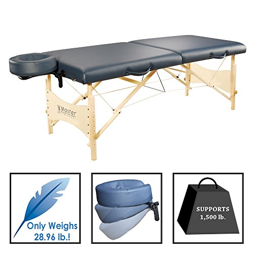 "Master 25"" Skyline Light Weight Portable Massage Table"