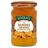 Mackays the Dundee Orange Marmalade (340g) - Pack of 2