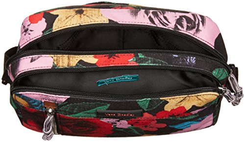 On Lighten Polyester the Havana Up Rose Horizon Crossbody Vera Bradley qa4TUa1