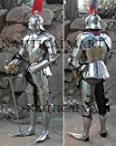NauticalMart Medieval Gothic Suit Of Armor Full German Body Armour