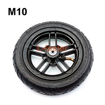 200x35 neumático Uso de neumáticos Nylon Hub Fit M8 o M6 Eje ...