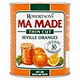 Hartleys Orange Mamade Thin Cut Orange Marmalade Mix 850gx3pk by N/A