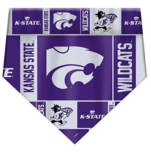 - Kansas State Wildcats NCAA Pet Dog Bandana Size Medium