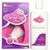 Diva Cup Model 1, and Divawash