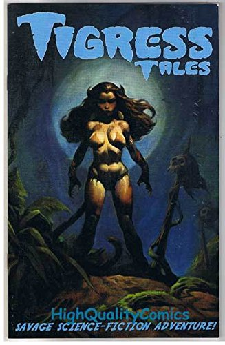 TIGRESS TALES #2, NM, Limited, Femme, Mike Hoffman, 2001, more Variant in store