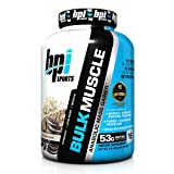 BPI Sports Bulk Muscle Protein Powder, Cookies - Best Reviews Guide