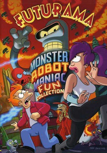 Futurama - Monster Robot Maniac Fun ()