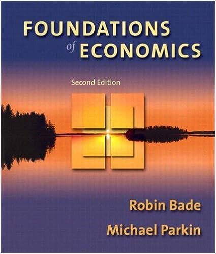 Foundations of economics 9780321178565 economics books amazon fandeluxe Choice Image
