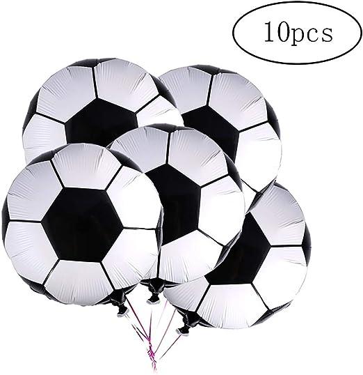 Ndier balón de fútbol Burbuja 18Inch de Bola de Papel de Aluminio ...