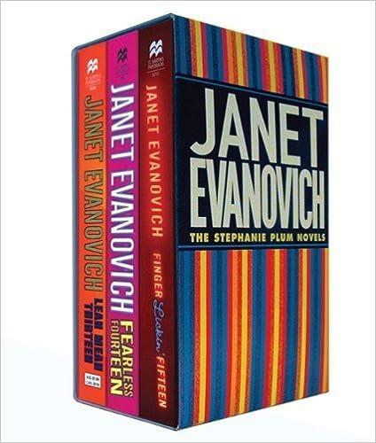 Book Plum Boxed Set 5, Books 13-15 (Lean Means Thirteen / Fearless Fourteen / Finger Lickin' Fifteen) (Stephanie Plum Novels) by Janet Evanovich (2010-09-28)