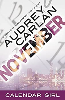 November: Calendar Girl Book 11 by [Carlan, Audrey]