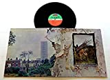 Led Zeppelin LED ZEPPELIN IV ZOSO - Atlantic Records 1971 - USED Vinyl LP Record - 1977 Reissue Pressing - Robert Plant - Jimmy Page - John Bonham - John Paul Jones - Stairway To Heaven