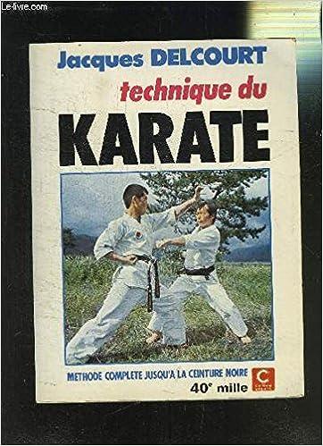 Texte du téléchargement du livre de chien Technique du Karate PDB B002T87GV2