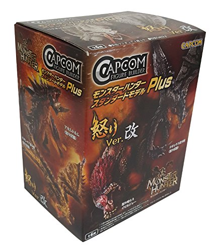 Capcom Monster Hunter CFB Figure Builder Anger Ver. Kai