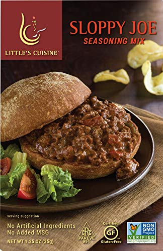 Packaged Sloppy Joe Mixes - Best Reviews Tips