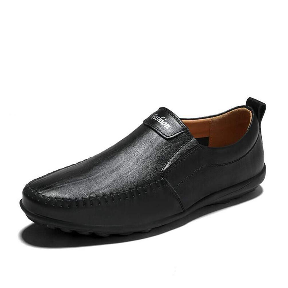 Phil Betty Men Casual Shoes Waterproof Slip-On Fashion Comfortable Flat Loafers Shoes