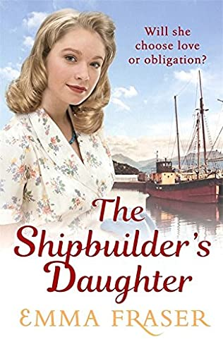 book cover of The Shipbuilder\'s Daughter