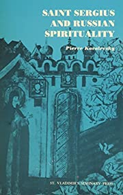 Saint Sergius and Russian Spirituality by…