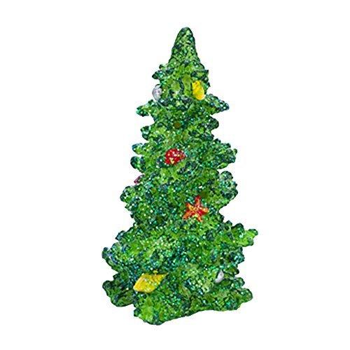 Fish Tank Christmas Tree