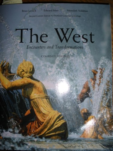 Combined Costumes (The West Encounters and Transformations Combined Volume)