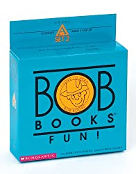 Bob Books Fun! Level A, Set 2 (re-released as Bob Books Set 2- Advancing Beginners)