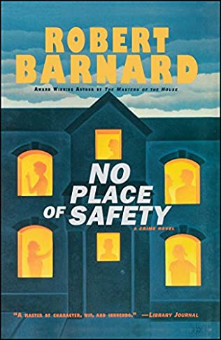 book cover of No Place of Safety