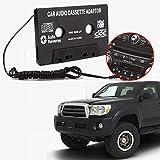 Niome 3.5mm Car Audio MP3/MP4/CD Cassette Player Adapter Converter