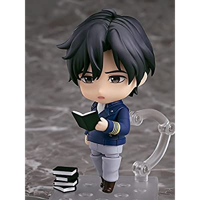 Good Smile Legend of The Galactic Heroes: Die Neue These: Yang Wen-Li Nendoroid Action Figure: Toys & Games