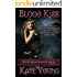 Blood Kiss (The Nephilim Warrior Series Book 3)