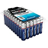 RAYOVAC AAA 60-Pack HIGH ENERGY Alkaline Batteries, 824-60PPK